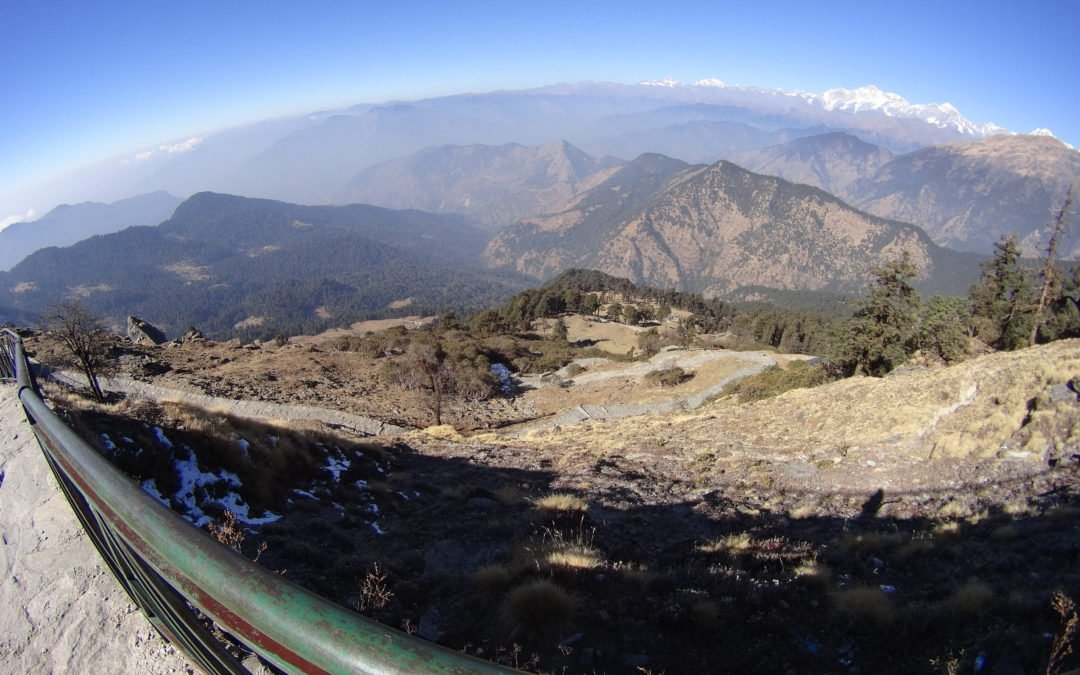 Chopta to Chandrashilla