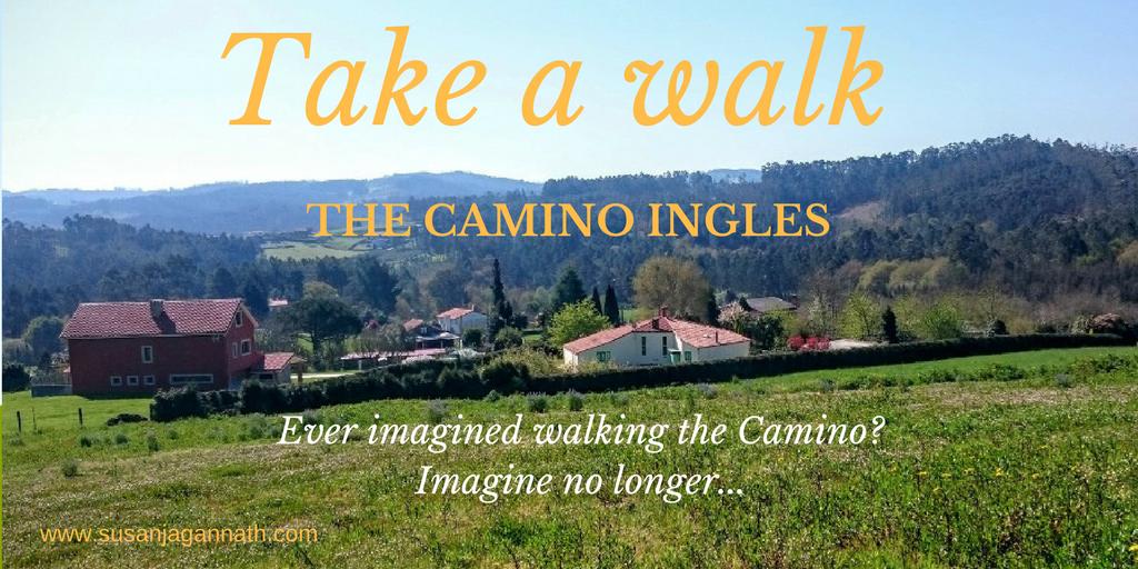 Why walk the Camino Ingles