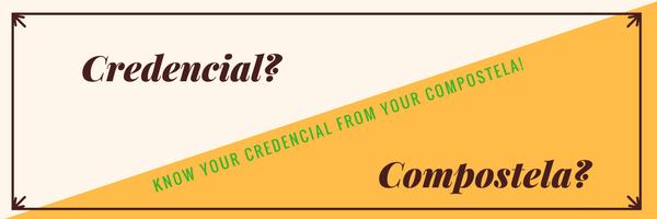 Credencial Compostela