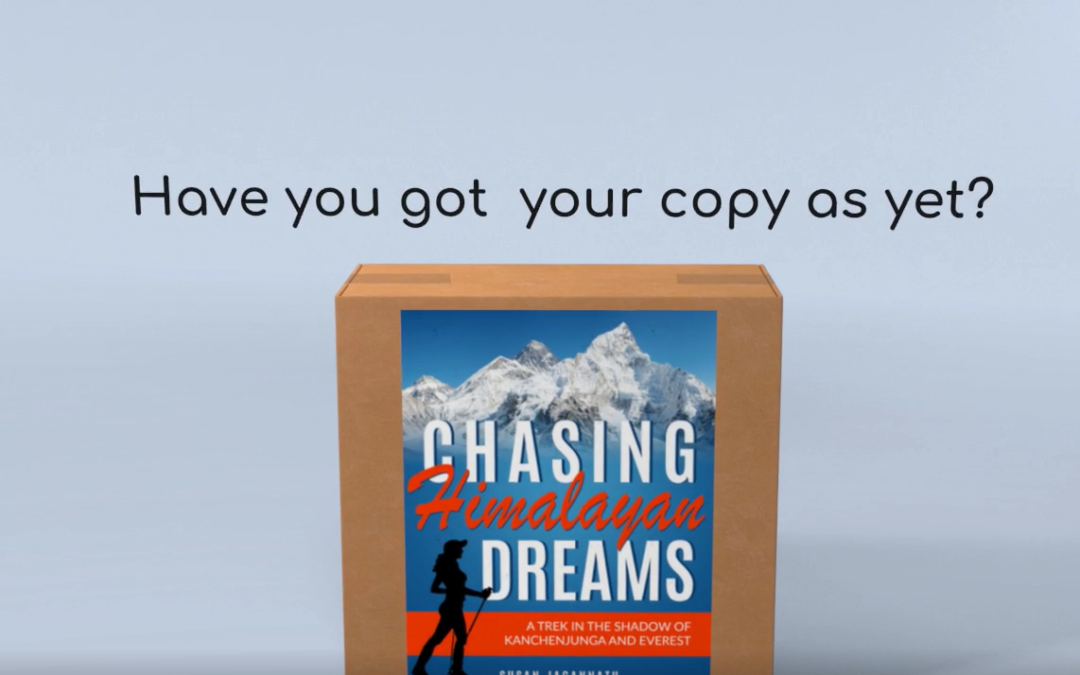 Chasing Himalayan Dreams is in the wild!