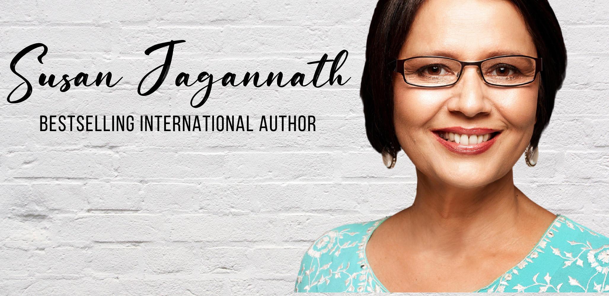 Susan Jagannath Author
