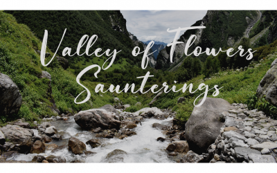 Secret Saunterings around the Valley of Flowers – Listen to a short excerpt from the book