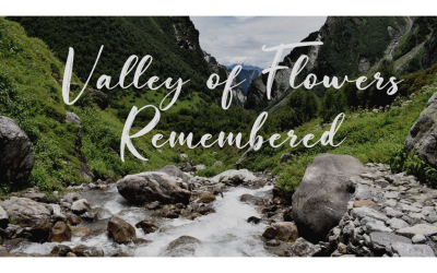 The Valley of Flowers – An Audio Snippet