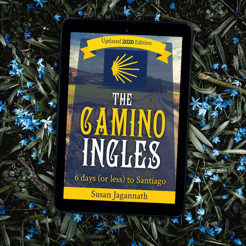 The Camino Ingles Book
