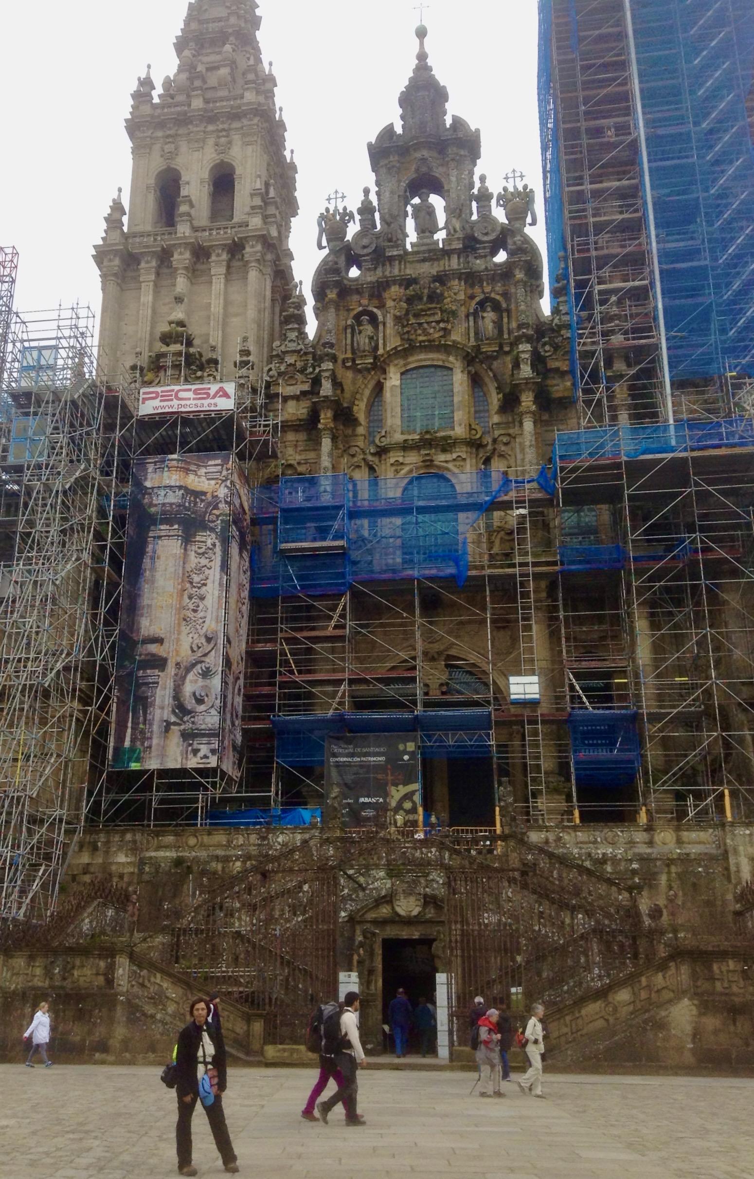 Santiago Catedral - 2016