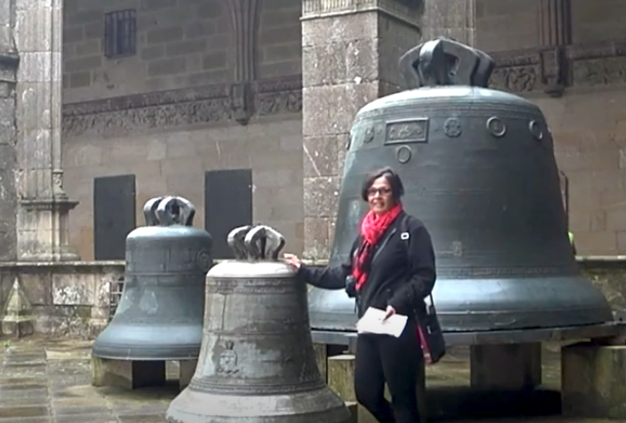 The Bells of Santiago – Stilled on August 13th 997