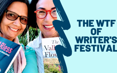 The WTF of Writer's Conferences